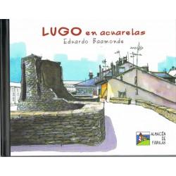 Lugo en acuarelas