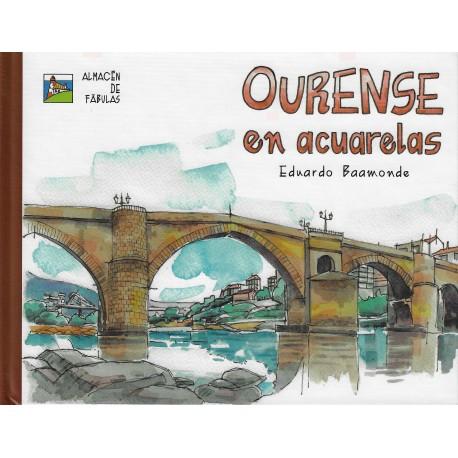 Ourense en acuarelas
